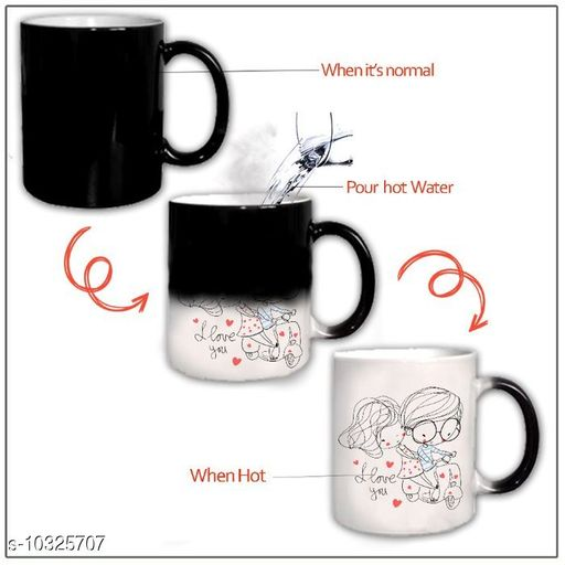 Kids Cups & mugs Trendy Cups, Mugs & Saucers Trendy Cups, Mugs & Saucers  *Sizes Available* Free Size *    Catalog Name: Stylo Cups, Mugs & Saucers CatalogID_1875896 C138-SC1670 Code: 724-10325707-