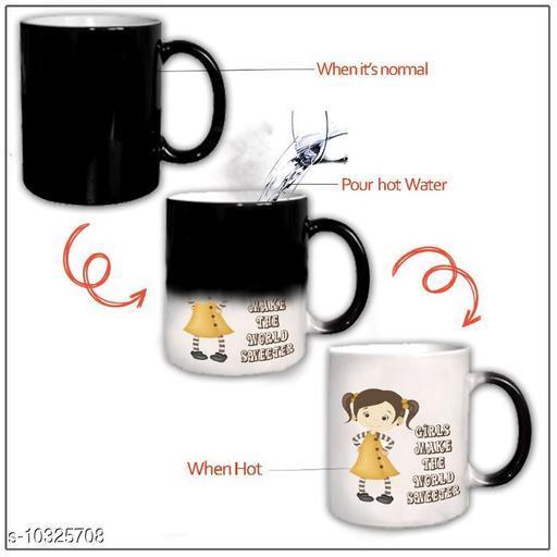 Kids Cups & mugs Trendy Cups, Mugs & Saucers Trendy Cups, Mugs & Saucers  *Sizes Available* Free Size *    Catalog Name: Stylo Cups, Mugs & Saucers CatalogID_1875896 C138-SC1670 Code: 724-10325708-