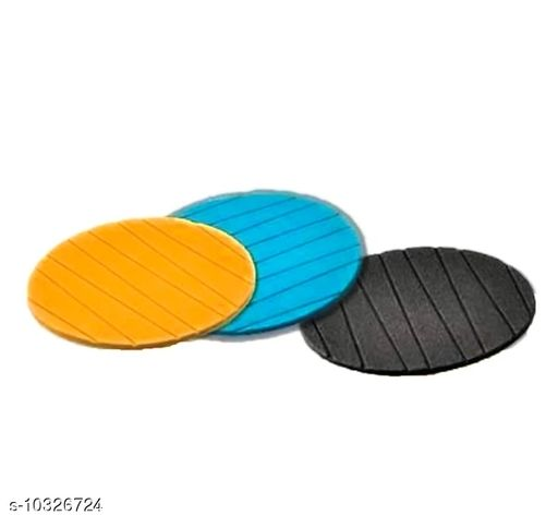 Gifts & Mugs Rainbow Coasters Round Heat Resistant Pads Flexible for Home Kitchen Tools Tableware (6 pack)   Rainbow Coasters Round Heat Resistant Pads Flexible for Home Kitchen Tools Tableware (6 pack)  *Sizes Available* Free Size *    Catalog Name: Check out this trending catalog CatalogID_1876104 C127-SC1268 Code: 522-10326724-