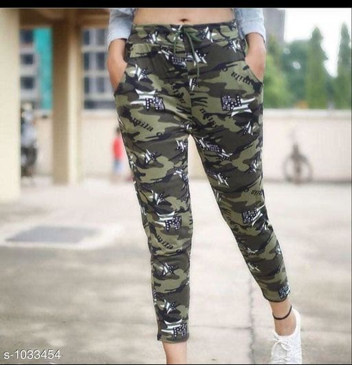 Trendy Soft Imported Stretchable Women's Pant