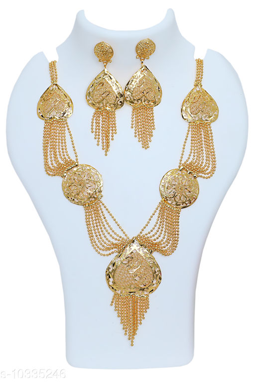 Necklaces & Chains Essential Women Jewellery Accessories  *Base Metal* Lac  *Sizes Available* Free Size *    Catalog Name: Modern Women Jewellery Accessories CatalogID_1877798 C77-SC1092 Code: 145-10335246-