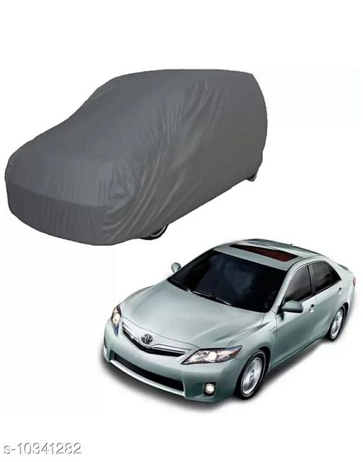 Other Appliances Car  Body Cover  *Material* Polyester  *Pack* Pack of 1  *Sizes Available* Free Size *    Catalog Name: Stylish AC Car Cover Cover CatalogID_1879087 C96-SC1370 Code: 0111-10341282-