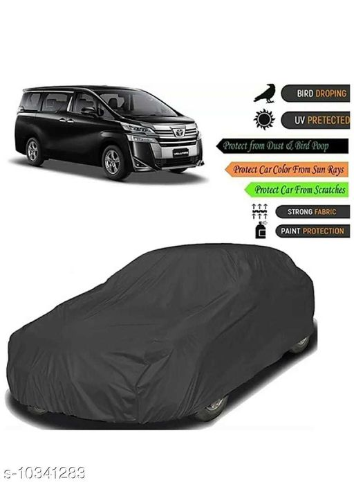 Other Appliances Car  Body Cover  *Material* Polyester  *Pack* Pack of 1  *Sizes Available* Free Size *    Catalog Name: Stylish AC Car Cover Cover CatalogID_1879087 C96-SC1370 Code: 0441-10341283-