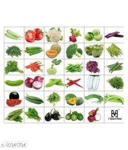 40+ Variety Of Vegetable Seeds A complete Pack For Terrace And Kitchen Gardening