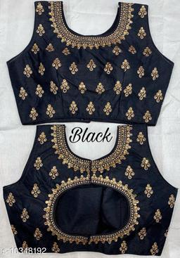 Trendy Phantom Silk Blouse