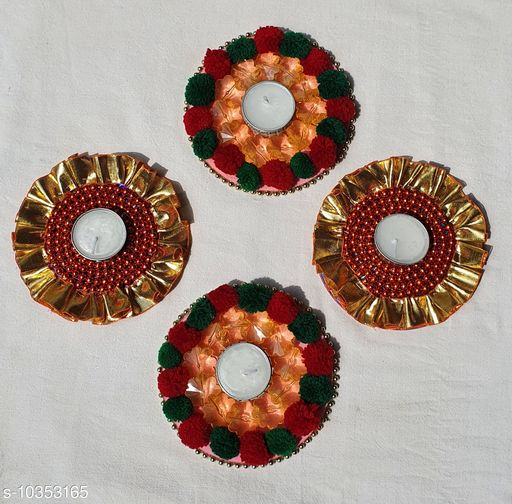Festive Diyas & Candles