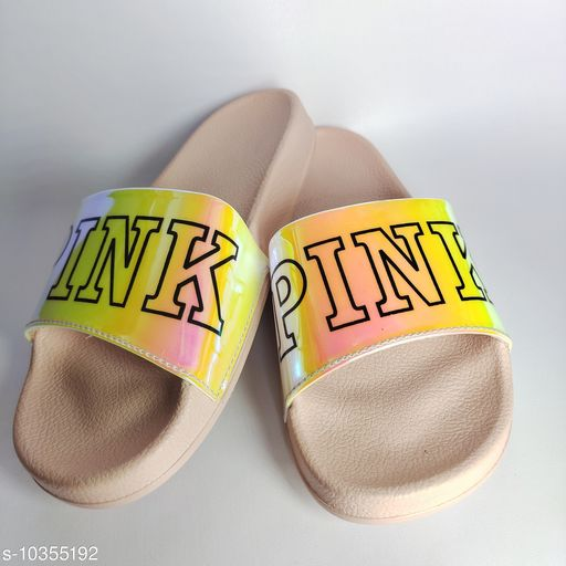 Flipflops & Slippers pinknb  *Material* PU  *Sole Material* PU  *Sizes*  IND-5  *Sizes Available* IND-5 *    Catalog Name: Aadab Fabulous Women Flipflops & Slippers CatalogID_1882416 C75-SC1070 Code: 982-10355192-