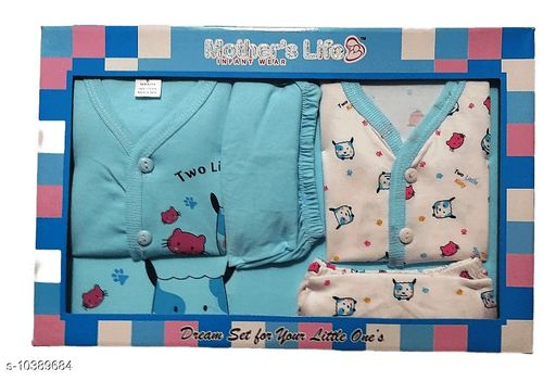Clothing Sets BABY GIFT SET  *Top Fabric* Cotton  *Bottom Fabric* Cotton  *Multipack* Single  *Sizes*  0-3 Months  *Sizes Available* 0-3 Months *    Catalog Name: Pretty Funky Boys Top & Bottom Sets CatalogID_1890845 C62-SC1147 Code: 063-10389684-