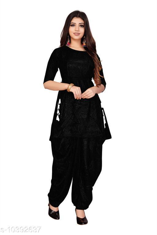 Ethnic Bottomwear - Patiala Pants Hit Patiala kurti with Dhoti pant   *Fabric* Rayon  *Multipack* 1  *Sizes*   *38 (Waist Size* 36 in, Length Size  *Sizes Available* 38, 40, 42, 44 *    Catalog Name: Latest Women Patialas CatalogID_1891617 C74-SC1018 Code: 856-10392637-