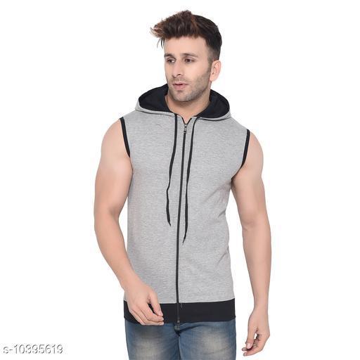 Stylish Sleeveless Hood with Jackets