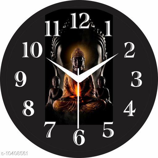 New design wall clock for home décor