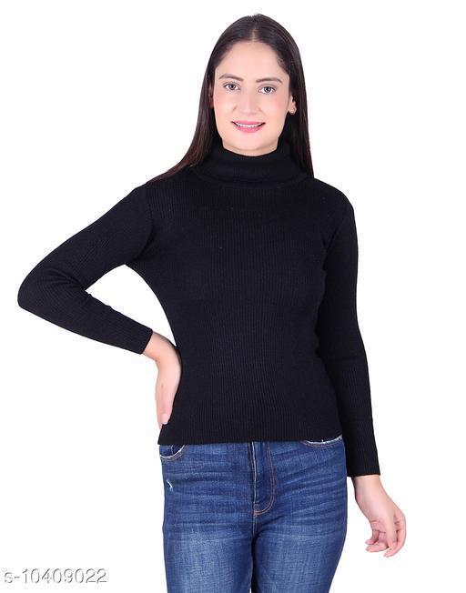 Ogarti woollen Black Colour women's Skivy