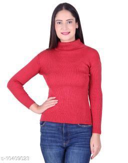 Ogarti woollen Coral Colour women's Skivy