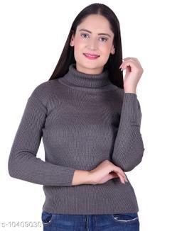 Ogarti woollen st Grey Colour women's Skivy
