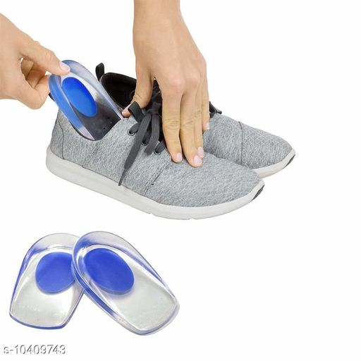 Gel Heel cups Silicon Heel Pad for Heel Ankle Pain