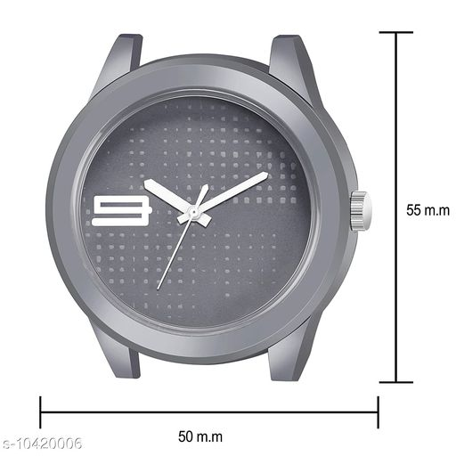 Watches  (MT-109) Silver Dial  Black Rubber Belt Analogue MT Watch for Men's and Boy's Pack of - 3 Strap Material: Leather Display Type: Analogue Size: Free Size Multipack: 1 Sizes Available: Free Size    Catalog Name: Stylish Men Watches CatalogID_1897629 C65-SC1232 Code: 882-10420006-