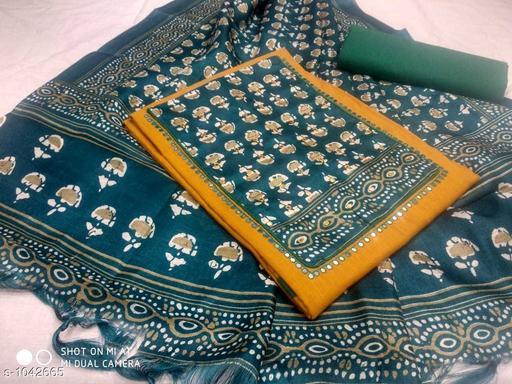 Attractive Cotton Salwar Suit