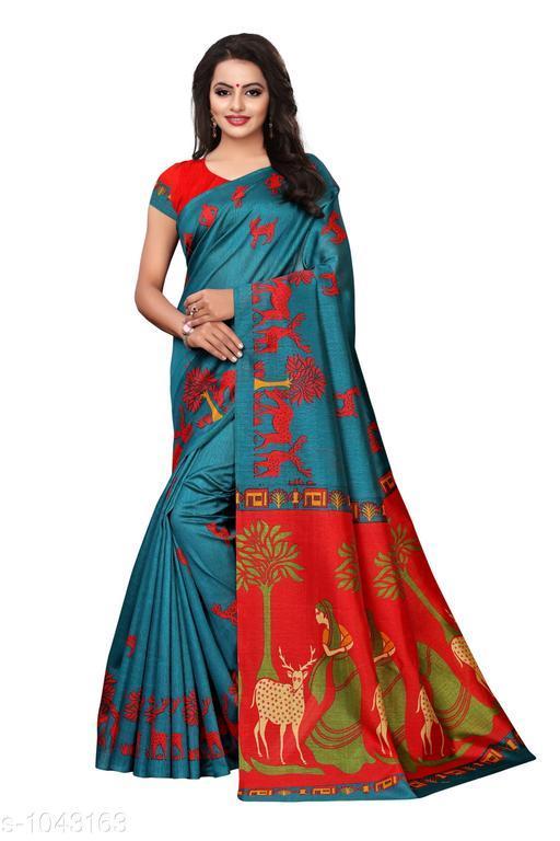 Versatile Mysore Silk Women's Sarees