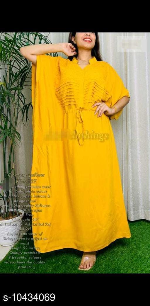 rendy Fashionista Women Kaftan