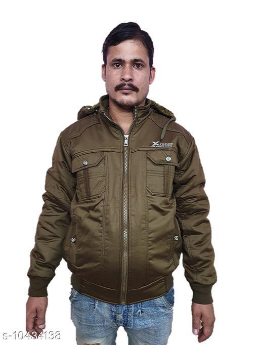 stylish winter jacket for men