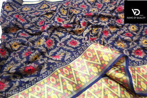 Beautifull Soft Cotton Saree