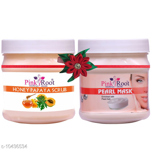 Scrubs & Wipes PRN HONEY PAPAYA SCRUB 500-PRN PEARL MASK 500 Product Name: PRN HONEY PAPAYA SCRUB 500-PRN PEARL MASK 500 Type: Scrub Multipack: 2 Country of Origin: India Sizes Available: Free Size *Proof of Safe Delivery! Click to know on Safety Standards of Delivery Partners- https://ltl.sh/y_nZrAV3   Catalog Name:  Proffesional Moisturizing Bath Scrubs & Soaps CatalogID_1901369 C89-SC1752 Code: 824-10436534-