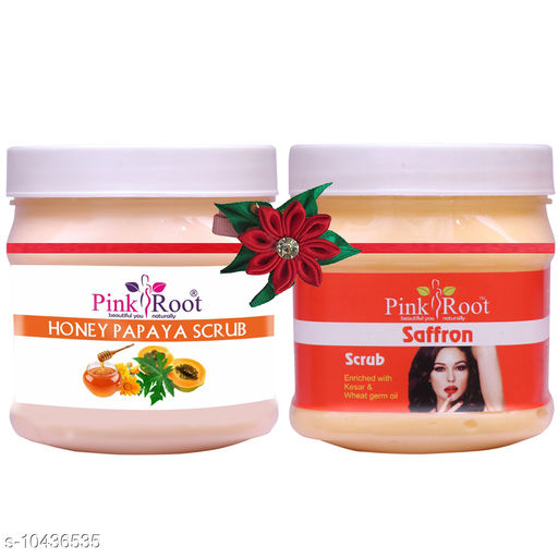 Scrubs & Wipes PRN HONEY PAPAYA SCRUB 500-PRN SAFFRON SCRUB 500 Product Name: PRN HONEY PAPAYA SCRUB 500-PRN SAFFRON SCRUB 500 Type: Scrub Multipack: 2 Country of Origin: India Sizes Available: Free Size *Proof of Safe Delivery! Click to know on Safety Standards of Delivery Partners- https://ltl.sh/y_nZrAV3   Catalog Name:  Proffesional Moisturizing Bath Scrubs & Soaps CatalogID_1901369 C89-SC1752 Code: 824-10436535-