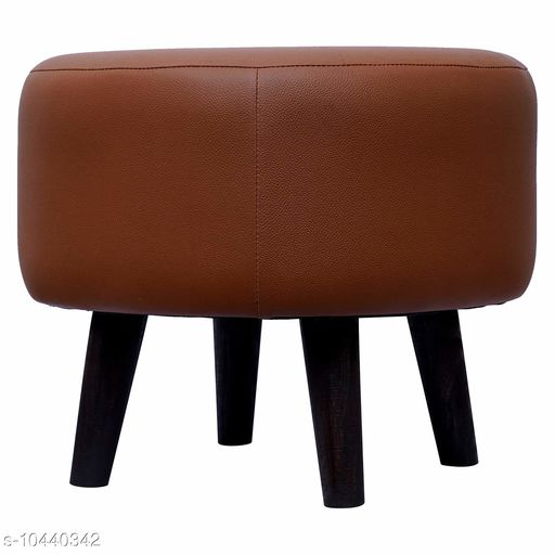 Others Other Home Decore Stool Ottoman for Living Room Sitting Printed Ottoman upholstered Foam Cushioned pouffe Puffy for Foot Rest Home Diwali or Deepawali Furniture with 4 Wooden Legs Diameter - 16 Inches, Height - 14 Inches; [Set Size] Set of 1 Stool. [Country of Origin] Made in India.  *USAGE* [1] These Stools can be used as a sitting pouf in a Living Room, placing them with the Sofa Set Furniture; [2] The round pouf can also be used as a foot rest for relaxing your feet; [3] The Ottoman Puffy can be used as an extra sitting in the Bed Room or as a Stool for Dressing table or make up room; [4] Can be used for sitting in a lounge, cafe, boutique, restaurants or bars.  *SPECIAL FINISHES, WASH CARE & DISCLAIMER * [1] Load Bearing - upto 120 Kgs; [2] No. of Legs - 4; [3] Spot Clean the fabric if required; [4] Vacuum Cleaning & Wiping with Dry Cloth is recommended; [5] Do not expose the fabric to direct sun light for long hours.  *Sizes*  Free Size   *Dispatch* 2-3 Days  *Sizes Available* Free Size *    Catalog Name: Other Home Decor CatalogID_1902432 C80-SC1256 Code: 9831-10440342-