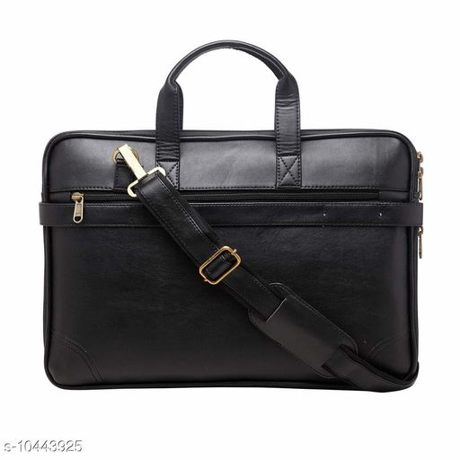 Stlish Extendable Office Bag with Laptop Compartment
