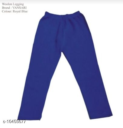 Leggings & Tights Kids Woollen Legging  *Fabric* Wollen  *Pattern * Solid Multipack ;1  *Sizes*  22  *Sizes Available* Free Size *    Catalog Name: Pretty Stylish Girls Leggings, Tights & Pajamas CatalogID_1906231 C62-SC1157 Code: 582-10455677-
