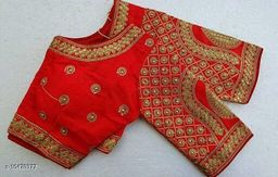Designer emboidery fancy blouse