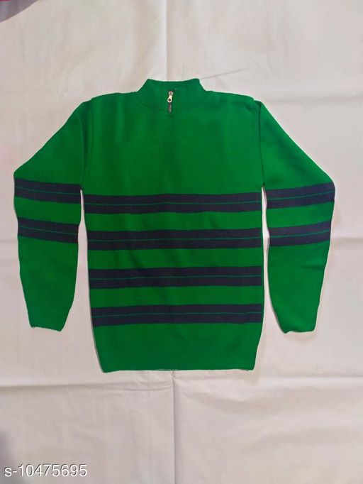 Sweaters COTTON SWEATER  *Fabric* Cotton  *Sizes*   *L (Bust Size* 33 in, Length Size  *Sizes Available* L *    Catalog Name: Pretty Fabulous Women Sweaters CatalogID_1910976 C79-SC1026 Code: 614-10475695-