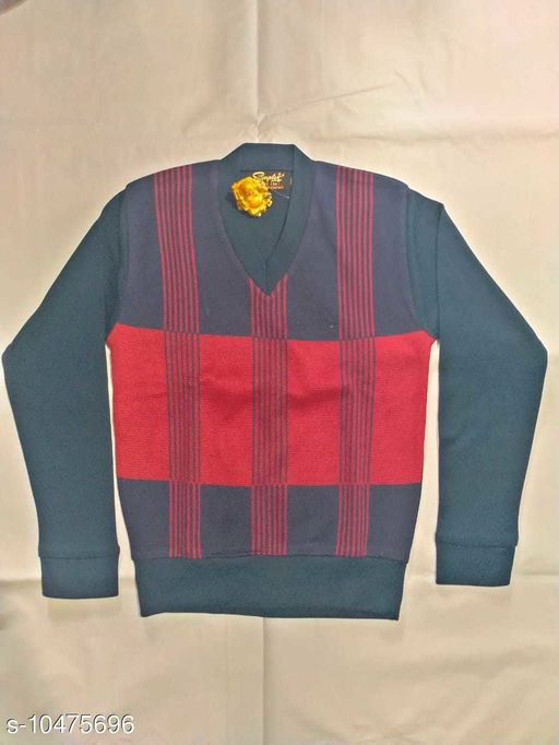 Sweaters COTTON SWEATER  *Fabric* Cotton  *Sizes*   *L (Bust Size* 33 in, Length Size  *Sizes Available* L *    Catalog Name: Pretty Fabulous Women Sweaters CatalogID_1910976 C79-SC1026 Code: 775-10475696-