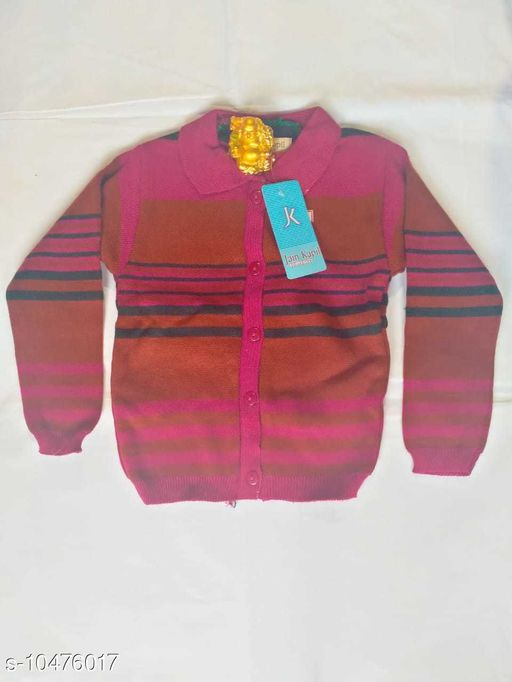 Sweaters WOOL  SWEATER  *Fabric* Cotton  *Multipack* 1  *Sizes*  4-5 Years  *Sizes Available* 4-5 Years *    Catalog Name: Flawsome Elegant Boys Sweaters CatalogID_1911063 C59-SC1178 Code: 273-10476017-
