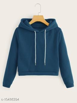 Latest Stylish Printed Sweatshirts & Hoodies For Women