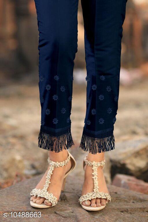 Kurta Sets Kurti Pant  *Fabric* Pure Jam Satin Cotton  *Bottom Type* Pant  *Pattern* Printed  *Sizes* XL (Bust Size  *Sizes Available* XL *    Catalog Name: Kurti Pant CatalogID_1914256 C74-SC1003 Code: 764-10488663-