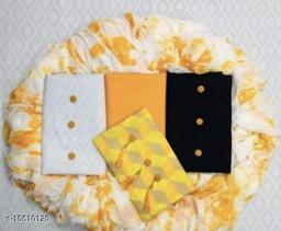 Misva Enterprice PRESENTS THE BEAUTIFUL Trendy Chicknkari cotton suits & Dress Matirial FOR WOMAN