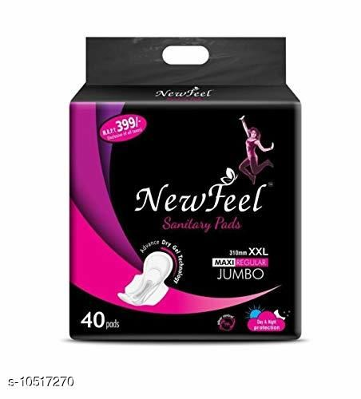 Feminine Hygiene Comfy Sanitary Napkins  *Fabric* Cotton  *Multipack* 1  *Sizes*  XXL  *Sizes Available* XXL *    Catalog Name: Comfy Sanitary Napkins CatalogID_1921192 C89-SC1753 Code: 033-10517270-
