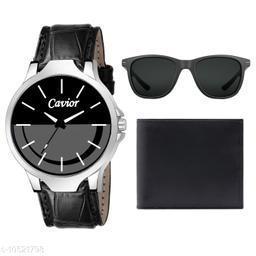 Black Watch,Wallet,Sunglass For Men