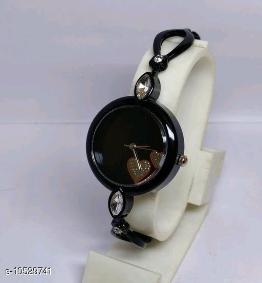 Beautiful Heart Watches Specially for Girls and Women