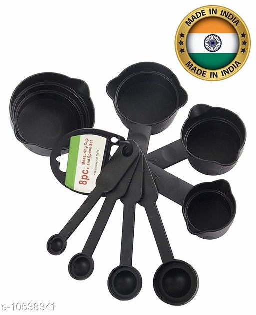 Measuring Cups Classy Measuring Cups  *Material* Plastic  *Pack* Pack of 1  *Sizes Available* Free Size *    Catalog Name: Modern Measuring Cups CatalogID_1926123 C135-SC1658 Code: 302-10538341-
