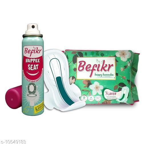 Feminine Hygiene Sanitary Pad Women's  *Type * Sanitary Pad  *Material * Soft Cotton  *Multipack * Variable ( Product Dependent )  *Size * Variable ( Product Dependent )  *Sizes Available* Free Size *    Catalog Name: Sanitary Pad Women's CatalogID_1928648 C126-SC1279 Code: 561-10549183-