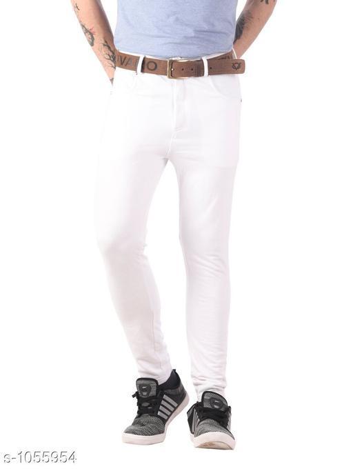 Stylo Bug Cotton Men's Trouser