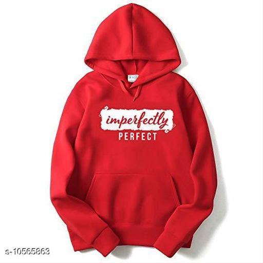 IMP Printed Hooded Neck Sweatshirt for Men