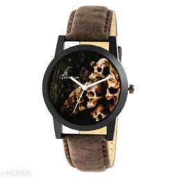 Stylish Skeleton Edition Wrist Watch
