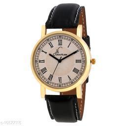 Stylish Golden Edition Wrist Watch