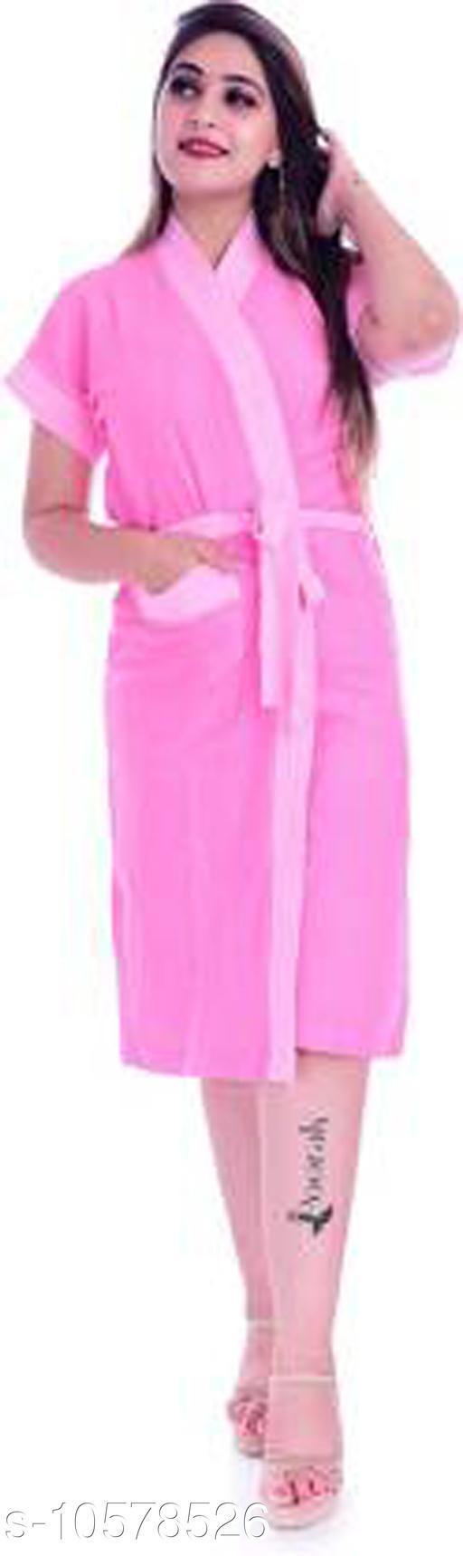 Women bathrobes