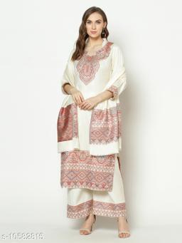 Safaa Acro Wool Woven Suit