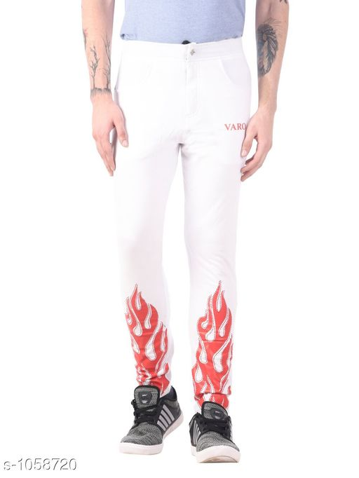 Trousers Stylo Bug Cotton Men's Trouser  *Fabric* Trouser - Cotton Polyester Blend  *Size* M - 30 in,  L - 32 in, XL - 34 in  *Legth* Up To 40 in  *Type* Stitched  *Description* It Has 1 Piece Of Men's Trouser  *Work * Printed  *Sizes Available* M, L, XL *   Catalog Rating: ★2.6 (5)  Catalog Name: Stylo Bug Cotton Polyester Blend Men's Trousers Vol 1 CatalogID_129147 C69-SC1212 Code: 766-1058720-