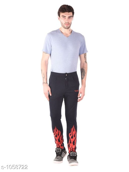 Trousers Stylo Bug Cotton Men's Trouser  *Fabric* Trouser - Cotton Polyester Blend  *Size* M - 30 in,  L - 32 in, XL - 34 in  *Legth* Up To 40 in  *Type* Stitched  *Description* It Has 1 Piece Of Men's Trouser  *Work * Printed  *Sizes Available* M, L, XL *   Catalog Rating: ★2.6 (5)  Catalog Name: Stylo Bug Cotton Polyester Blend Men's Trousers Vol 1 CatalogID_129147 C69-SC1212 Code: 766-1058722-